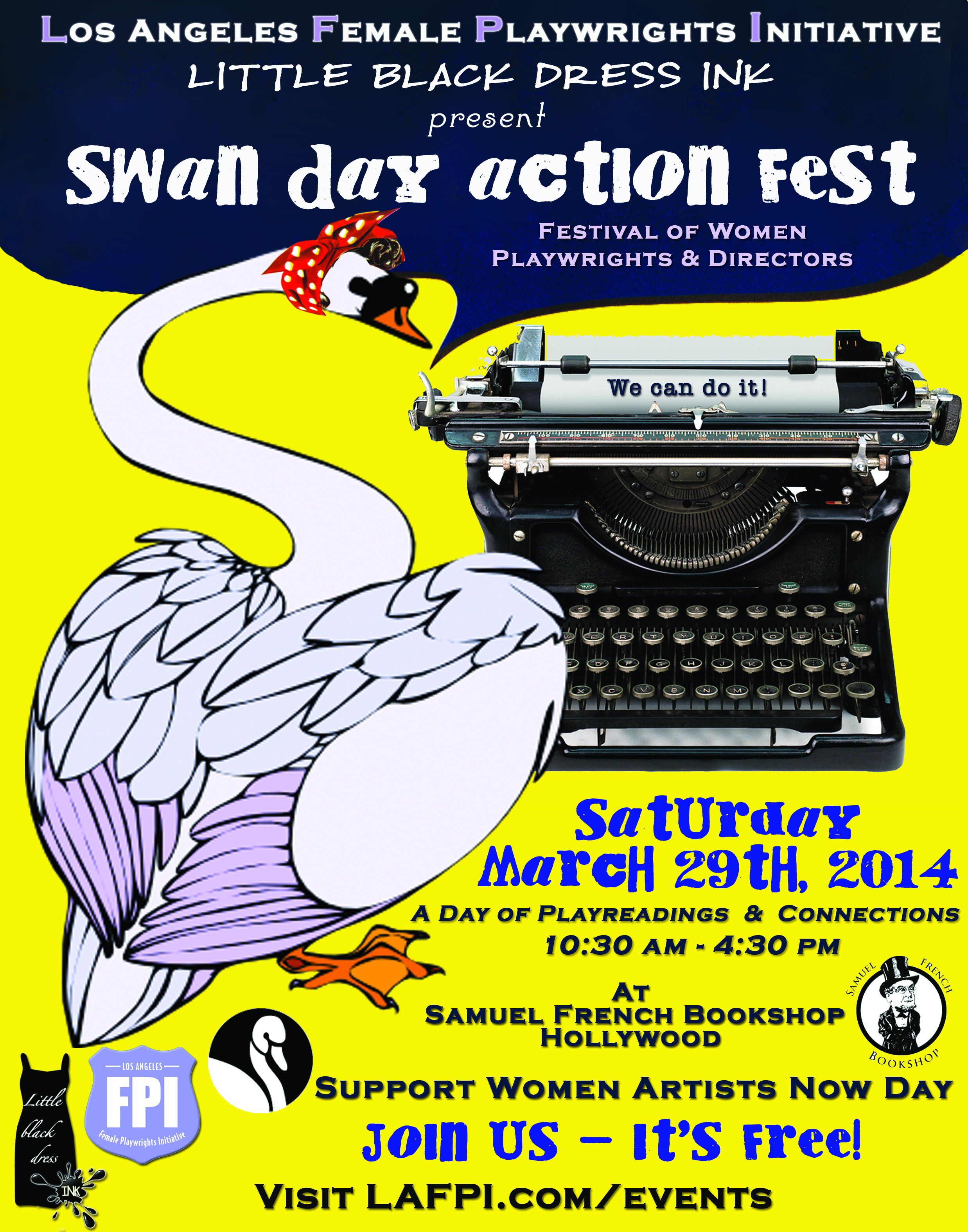 SWAN Day action fest2