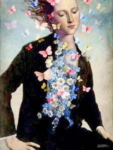 Artwork by Catrin Welz-Stein