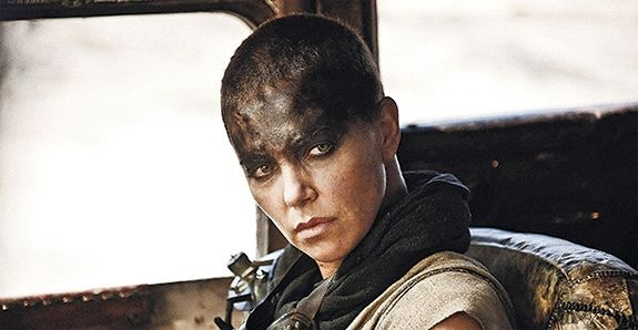 Be awesome like Furiosa from Mad Max: Fury Road